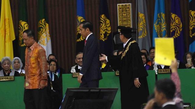 Ketua BEM UI Tolak Ajakan Jokowi Kunjungi Suku Asmat di Papua