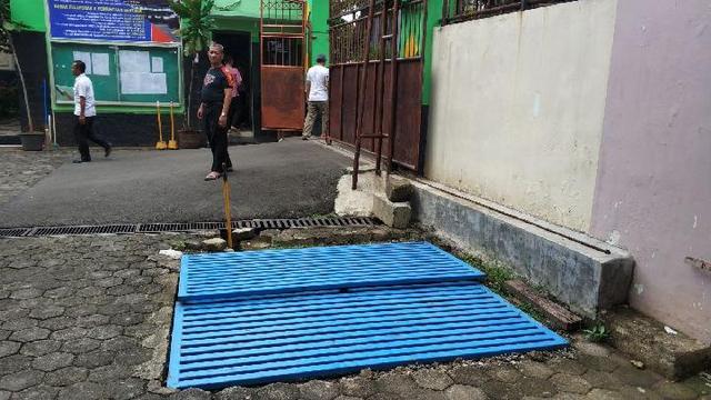 SMAN 8 Jaksel Sekarang Bebas Banjir, Penjaga Sekolah: Berkat Ahok