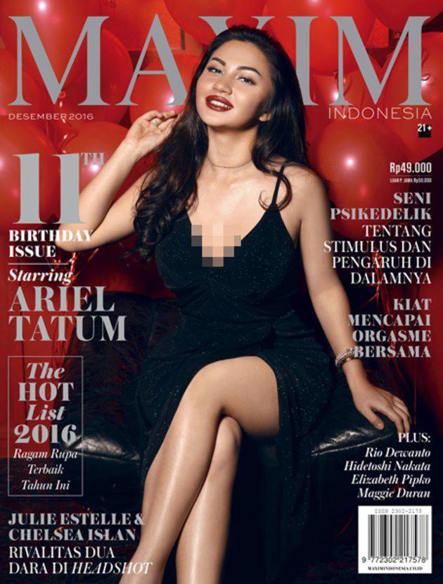 Masih Remaja, Gak Nyangka Deret Seleb Ini Sudah Berani Pose Hot di Majalah Dewasa