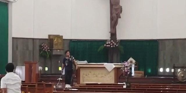 Rahasia Pelaku Penyerangan Gereja Lidwina Terungkap, Penganut Aliran Keras Ini!