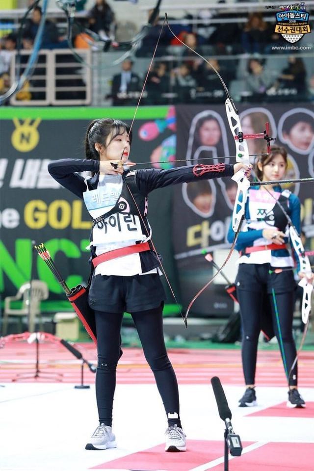 Jadi Atlet Panahan di 'ISAC 2018', Kecantikan Irene dan Tzuyu Jadi Perdebatan Netizen