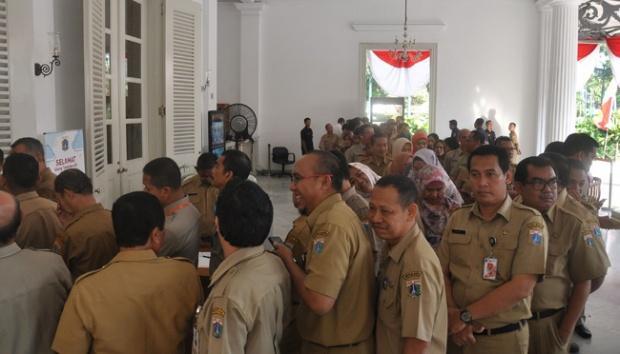 Open House di Balai Kota Sepi, Begini Komentar Warga DKI Jakarta