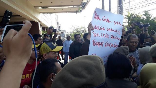 Demo Alexis Ditutup, Eks Karyawan Menyesal Pilih Anies Baswedan