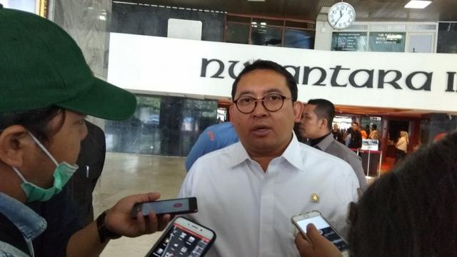 Fadli Zon Sebut Ketua MUI Tak Mengerti Politik