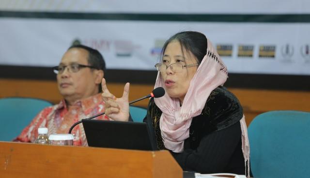Chusnul Mar'iyah layangkan surat terbuka untuk Presiden Jokowi
