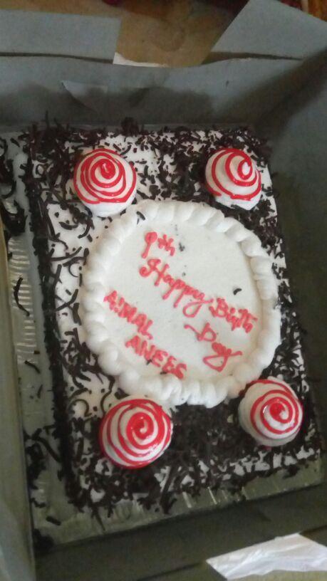 ജന മദ ന ശ സകള Happy Birthday Alluuu Helo