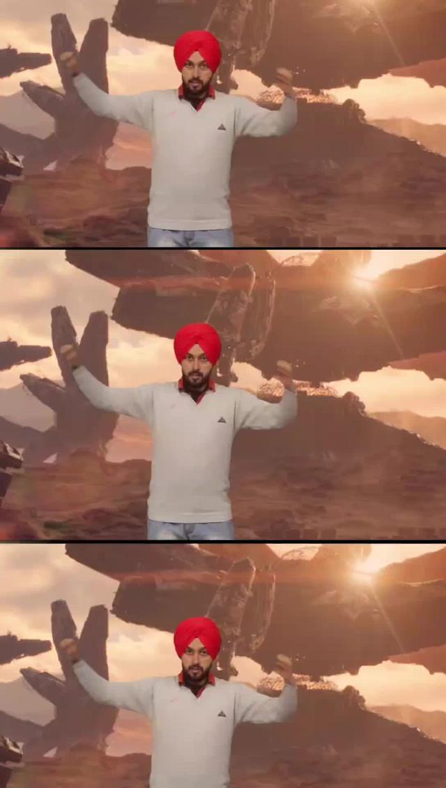 Thanos | Delhi walo 😂 #delhiwale #thanos #avengers | Helo