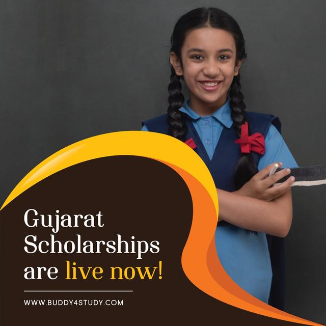 Gujarat Scholarships are live now!