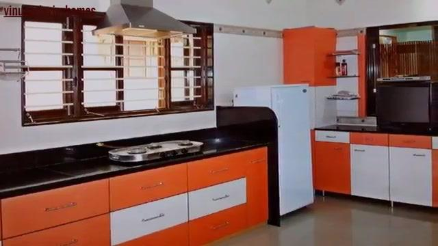 सजए अपन घर Simple Low Cost Modular Kitchen Low