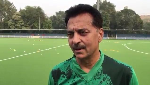 ಟೀಂ ಇಂಡಿಯಾ   PAK: RT News99P: Pakistan Hockey