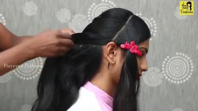 Beautiful Bridal Bun Hairstyles For Long