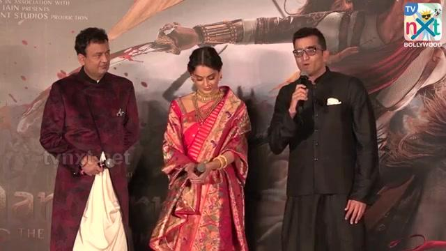 Manikarnika Trailer Launch Of Film Manikarnika The Queen Of Jhansi
