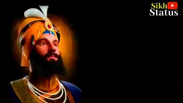 Status Guru Gobind Singh Dharmik Whatsapp Status Video