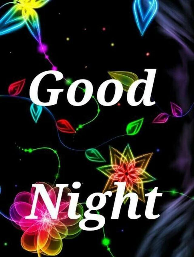 Good Night My Dear Friends Helo