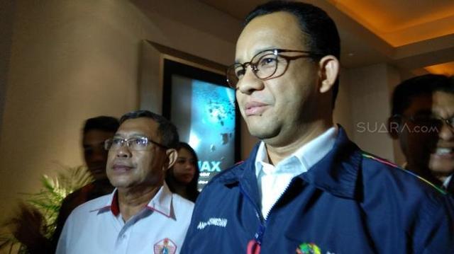 Janji Akhir 2017, Anies Akui Belum Bisa Cairkan Dana Rp 40,2 Miliar untuk Guru Paud, Jangan Kaget Ya Lihat Alasannya.....