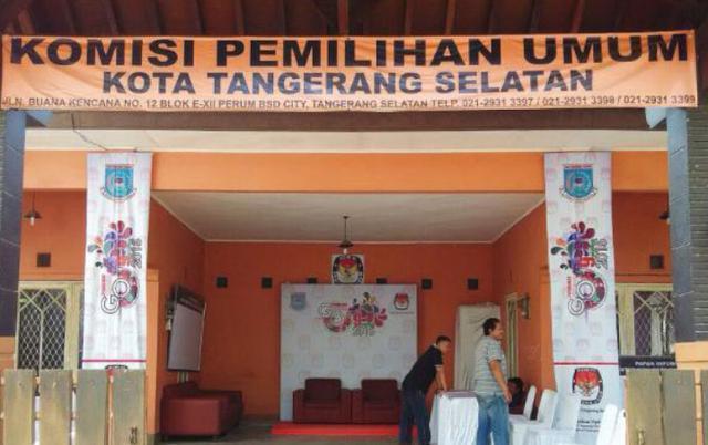 Pengurus Gerindra Yang Jadi Anggota KPU Tangsel Dikenai Sanksi Berat, Begini Modusnya Hingga Lolos !!