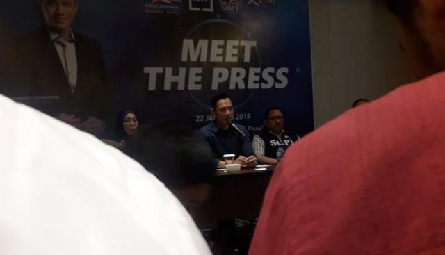 Dua Hari di Sulsel Tak Masif Kampanyekan Prabowo-Sandi, Ini Alasan AHY Yang Bikin BPN Syok?