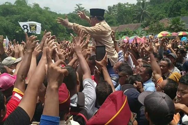 Janji-janji Prabowo di Purbalingga, Akhirnya akan Impor Juga | WEB