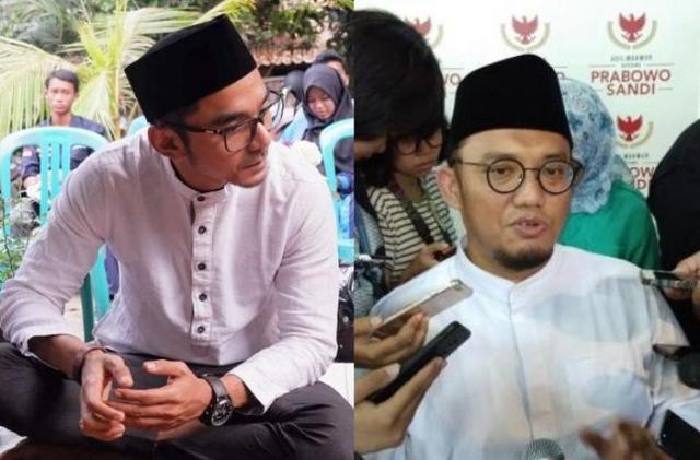 Viral! TKN Jokowi Dedek Prayudi Ditowel-towel Dahnil Anzar saat Talkshow