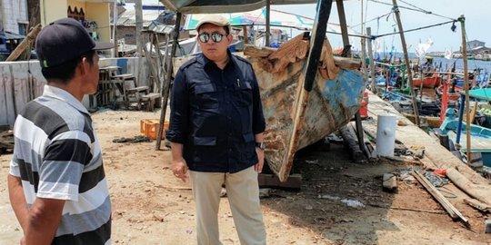 Ikuti Jokowi, Fadli Zon Incognito Temui Nelayan di Tambak Lorok Semarang