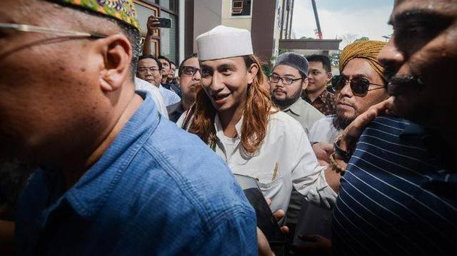 Setelah Disidang, Bahar bin Smith Beri Pesan Khusus kepada Prabowo Subianto !
