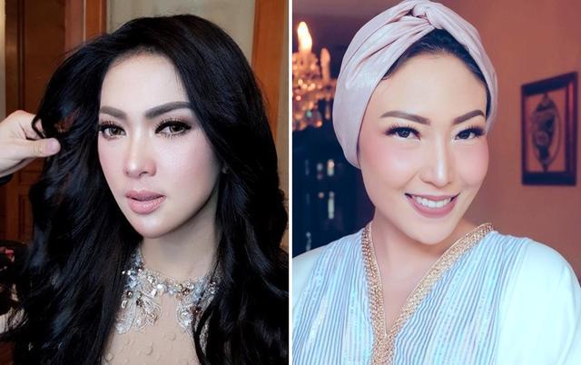 Beredar Video Syahrini Bareng Ayu Dewi Saksi 'Kebusukan', Ketahuan Bohong Soal Mahar 40 Miliar?