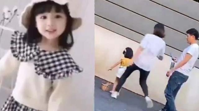 Viral ! Demi Honor Rp 30 Juta Per Hari, Ibu Ini Tendang Sang Putri dan Memaksanya Jadi Model Cilik