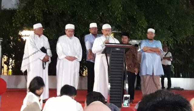 Slamet Maarif Ajak Pendukung Prabowo-Sandi Hadiri Acara Sujud Syukur Kemenangan