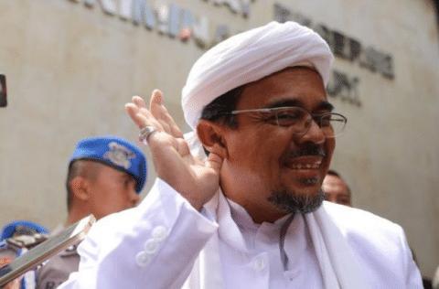 Dari Sinilah Ternyata Sumber Dana Habib Rizieq Selama di Arab