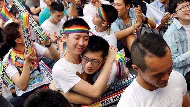 Taiwan Menjadi Negara Pertama di Asia yang Melegalkan Pernikahan Sesama Jenis