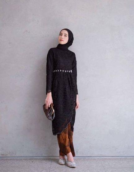 50 Kebaya Modern Hijab Elegan Praktis Dan Kekinian