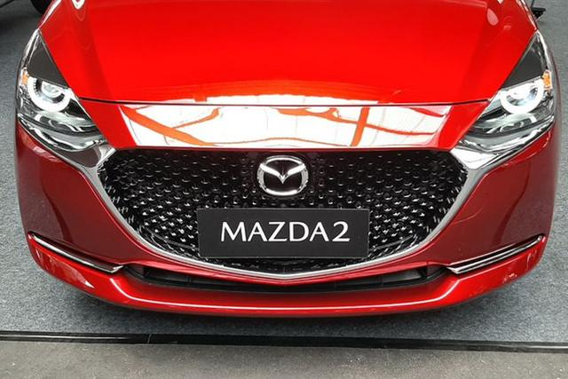 Mazda2 facelift