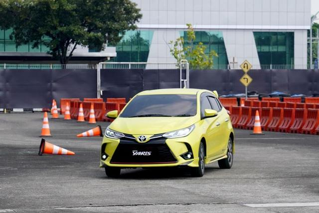Toyota Yaris Facelift 2020
