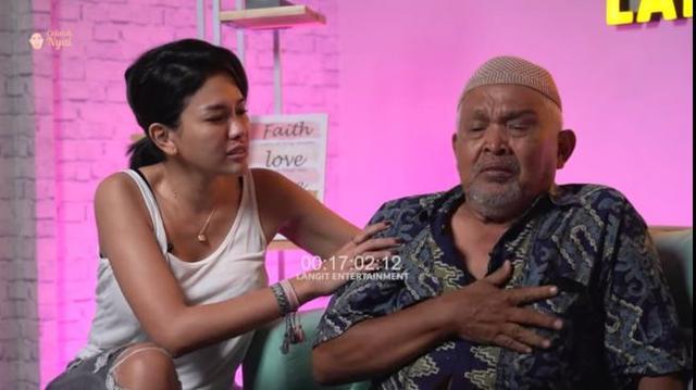 Baim Wong itu pembohong' sebut Kakek Suhud saat mengklarifikasi saat dirinya dituduh mepet motor Baim Wong.