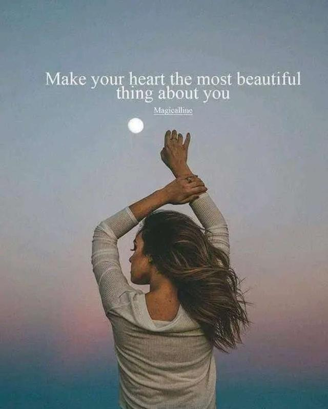 Image result for make your heart the most beautiful thing
