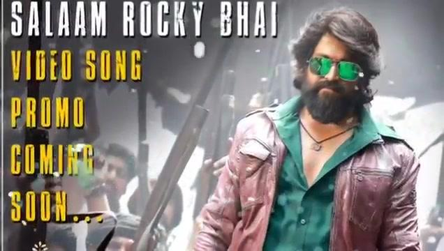 Salamrockeybhai Kgf Kgf Actor Rocking Star New Hindi Dubb Full